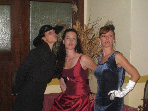 socialite sophisticate dress up