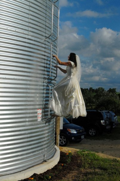 farmgirl bride
