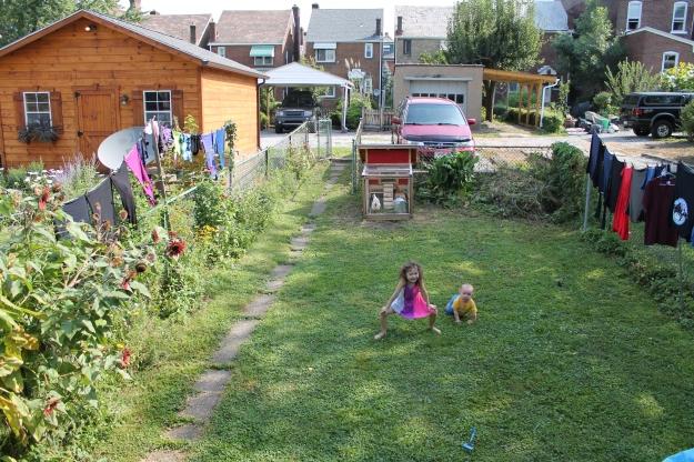 urban agriculture chicken coop