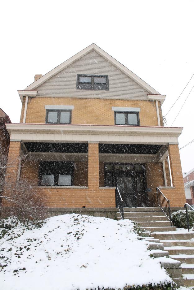 frank's house