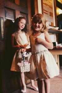 IMG_5526 flower girls before mass